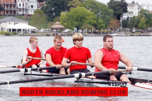 Boys 4-man Boat