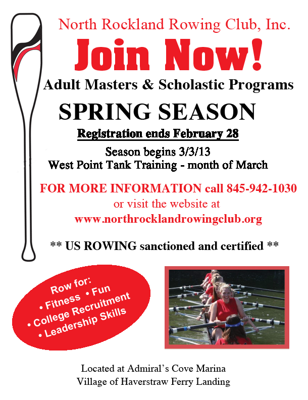 NRRC - Join Now! Spring 2013